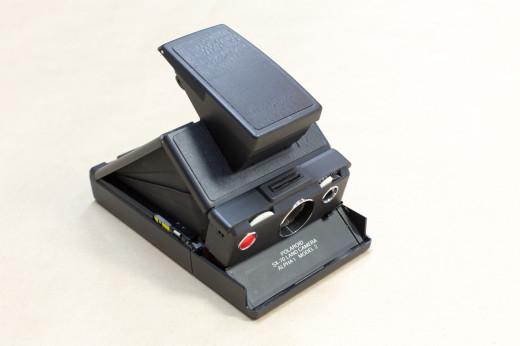 Polaroid SX70 07