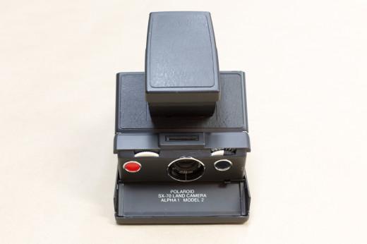 Polaroid SX70 08