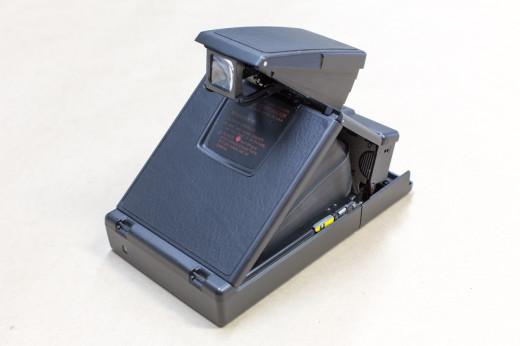 Polaroid SX70 11