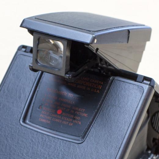 Polaroid SX70 12