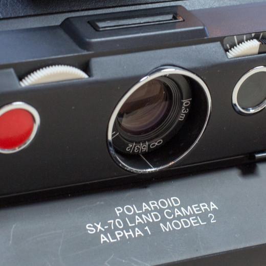 Polaroid SX70 13