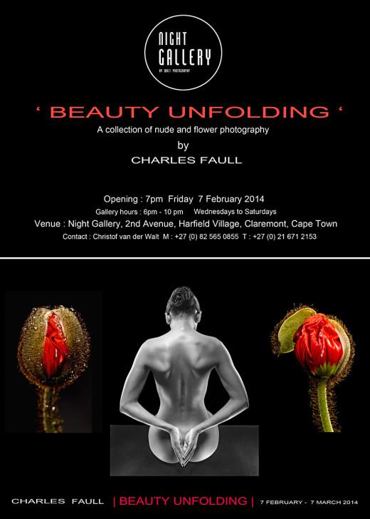 Charles Faull Invite