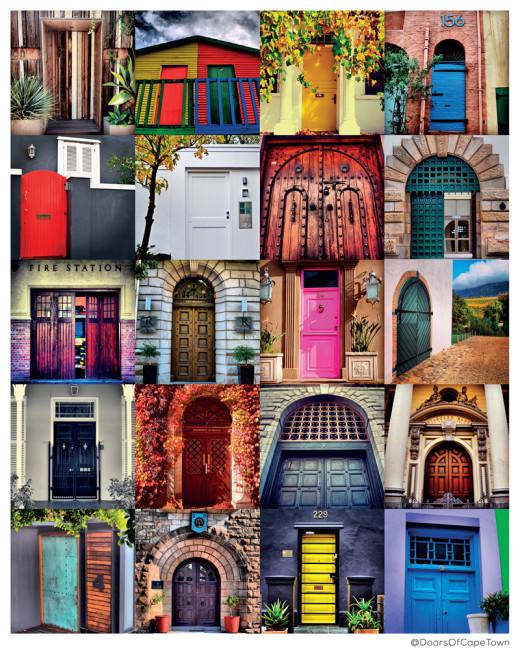 Doors Of Cape Town 02