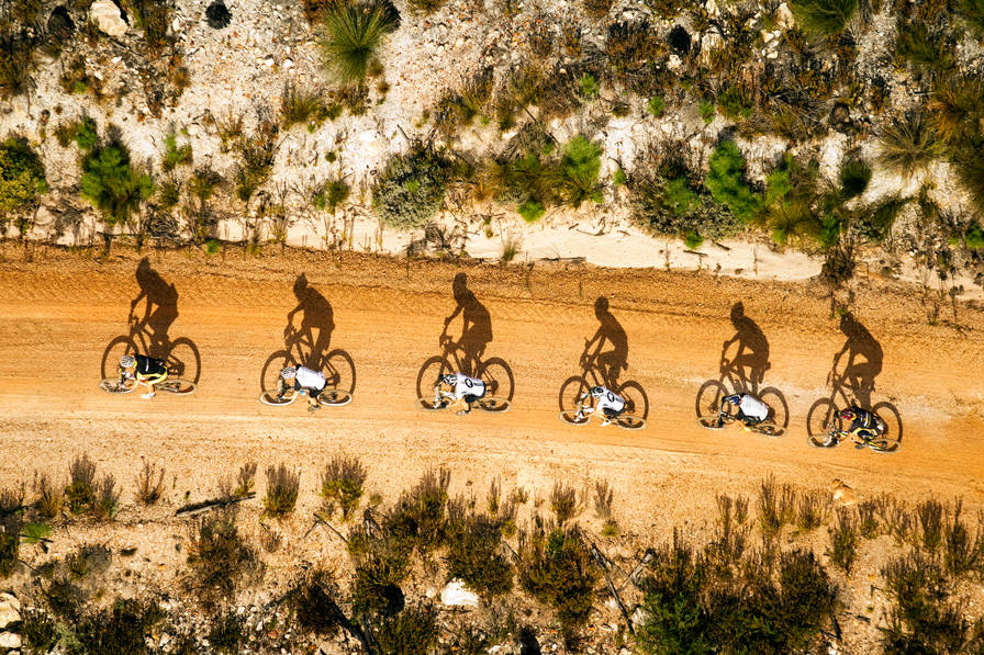 Absa Cape Epic 2011 Stage 7