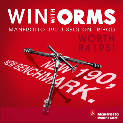 Orms Manfrotto Giveaway 02