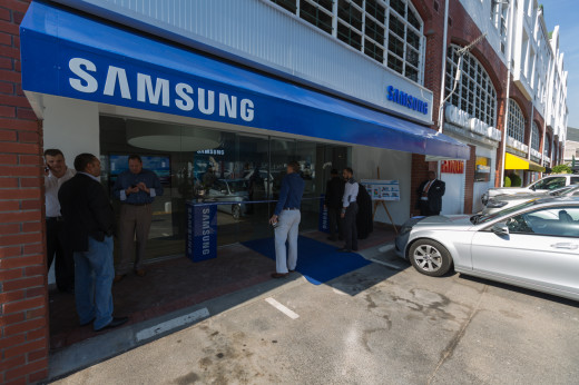 Orms Samsung Store 06