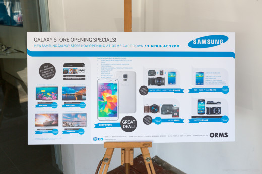 Orms Samsung Store 07