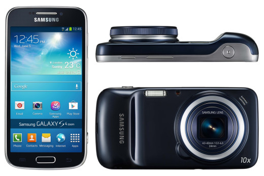 Samsung Galaxy S4 Zoom 02