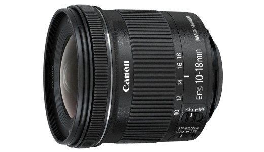 Canon 10-18mm IS STM
