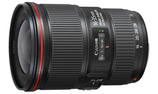Canon 16-35mm f4L