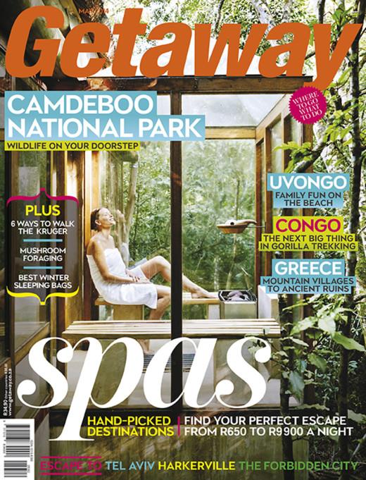 Getaway Magazine May