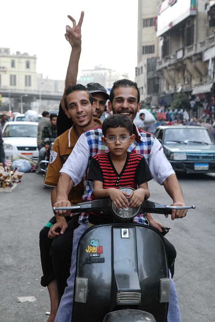 Cairo Friends On Vespa EGYPT