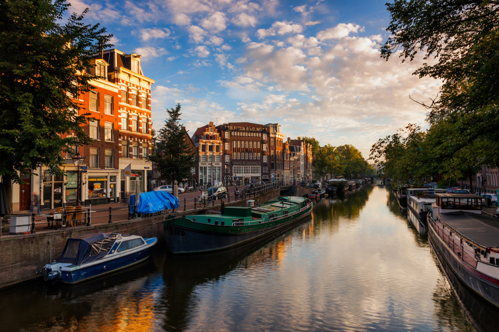 Amsterdam - Inner Canals