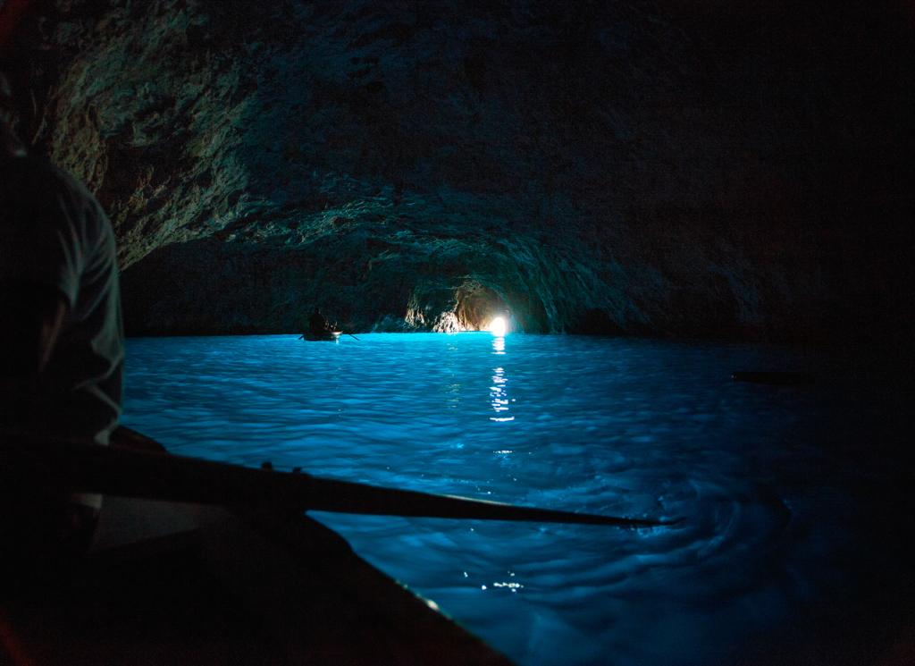 Isle of Capri - Blue Glow