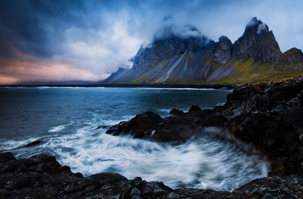 Iceland - East Fjords: Dramatic Iceland