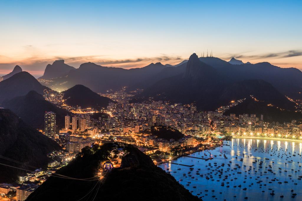 Rio Twilight