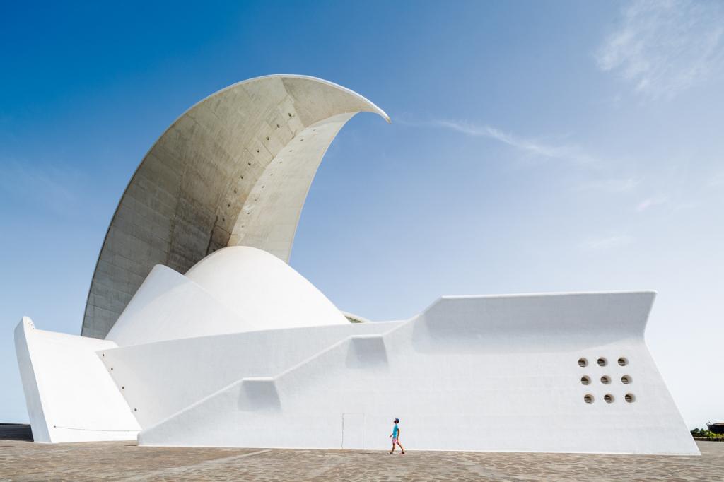 Tenerife - Auditorio de Tenerife