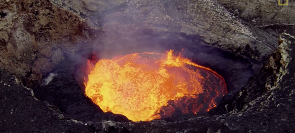 Drones Sacrificed for Spectacular Volcano Video - National Geographic on Orms Connect Photographic Blog