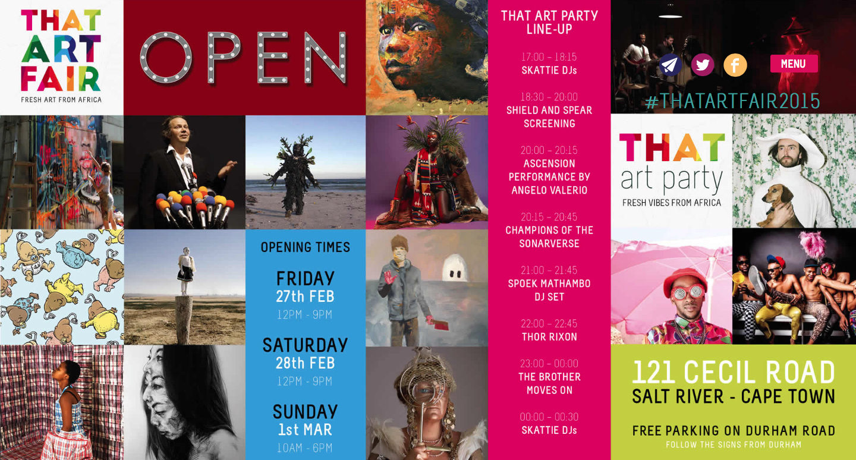 A Weekend Of Art That Art Fair 2015