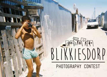 Blikkiesdorp charity photography project in township Cape Town, South Africa