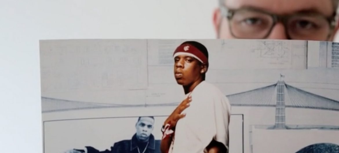 Jonathan Mannion: The man behind some of hip-hop's most iconic album covers.