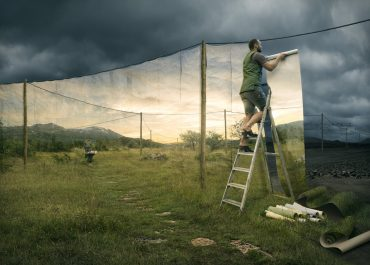 Surreal Photography and Retouching by Erik Johansson on Orms Connect Photographic Blog