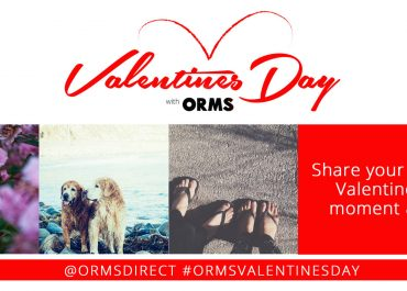 Valentine's Day Competition: Win with Orms a set of four Instagram prints on metal.