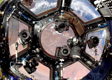 """""""From Above"""" a short documentary about Astronaut and Space Photography on Orms Connect Photography Blog"""