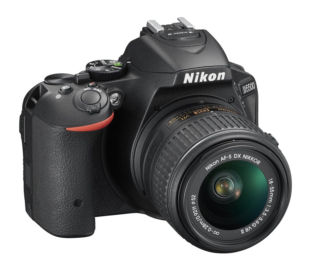 Win a Nikon D5500 Camera with Orms Direct Competition | South Africa