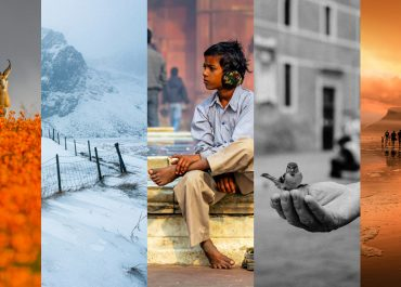 Choose from these five great community photo submissions and vote for your favourite Photo of the Month!
