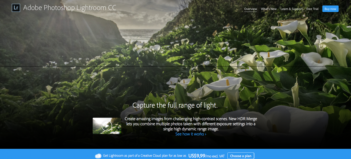 Adobe Lightroom CC and Lightroom 6 Officially Announced | Orms Photography Blog, South Africa