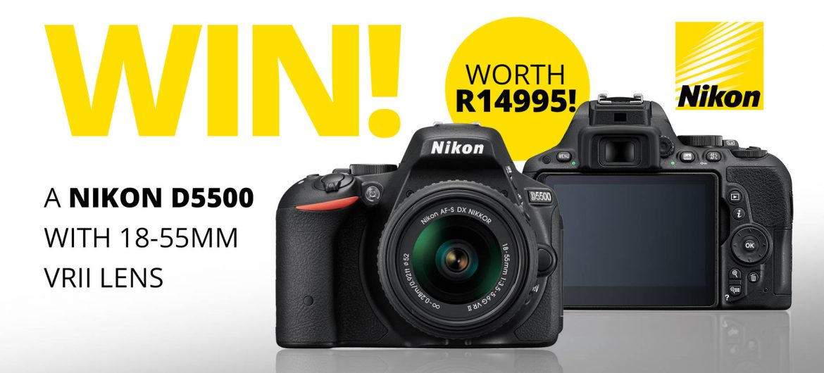 Win a D5500 Camera from Orms Connect Photographic Blog South Africa