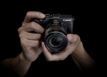 Canon EOS M3 at Orms Camera shop Cape Town South Africa