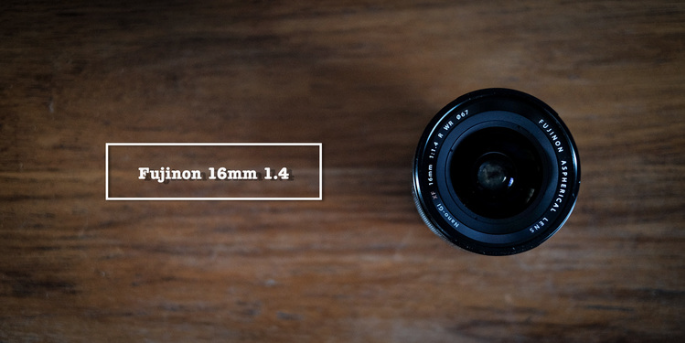 Fujinon 16mm 1.4 Review by Neill Soden 06