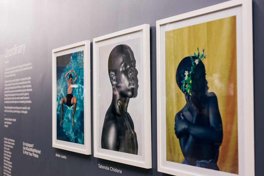 Exhibition by Between 10and5, Cape Town | framed by Orms Print Room and Framing
