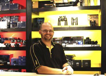 Orms Staff Interview Patrick Desmore, Cape Town Sales Team