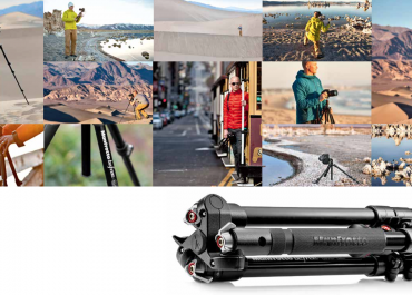The Photo Tripod Buyers Guide on Orms Connect Photographic Blog