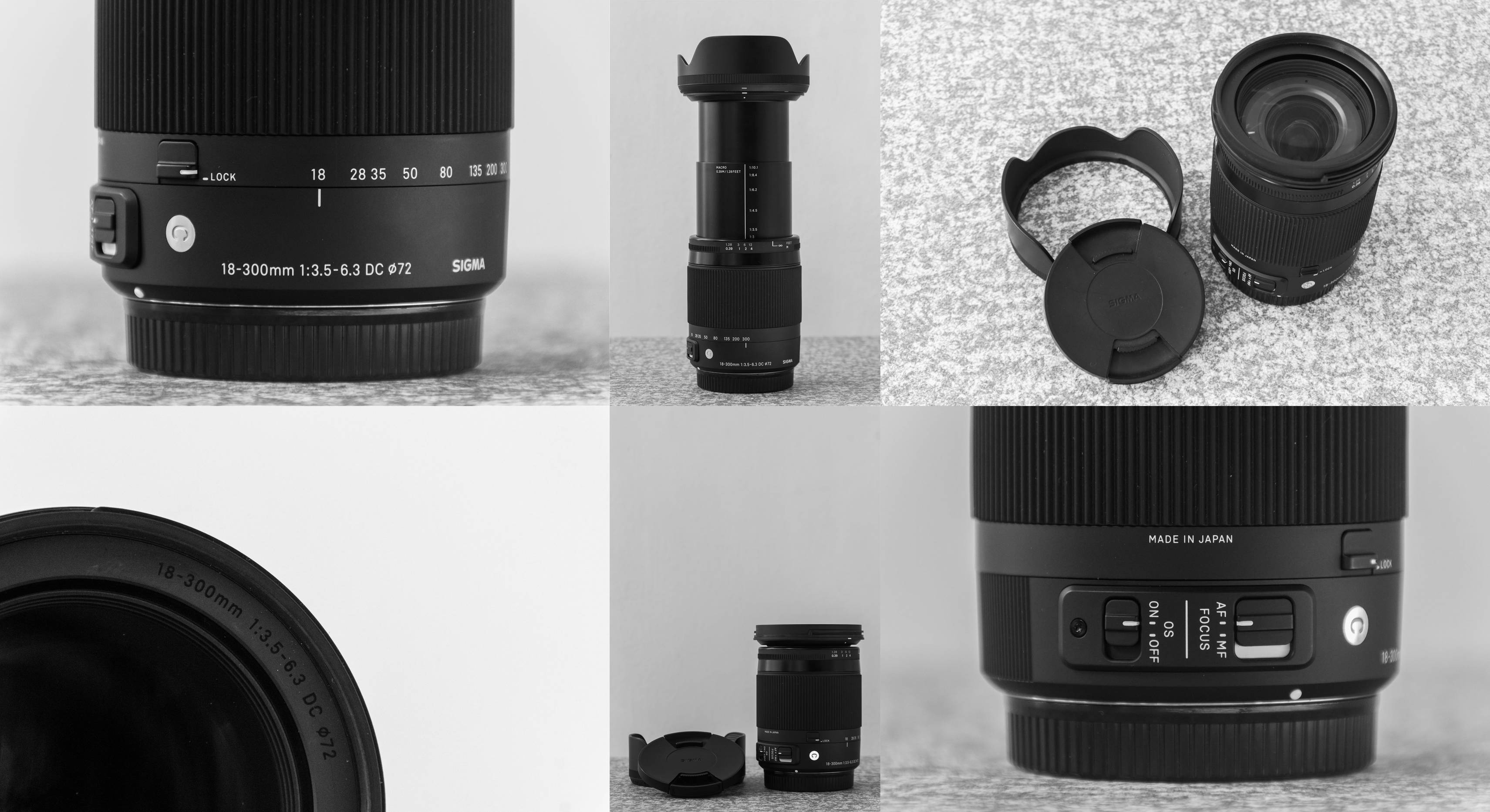 Sigma 18-300mm lens review by Clifford Wort on Orms Connect Photography Blog South Africa