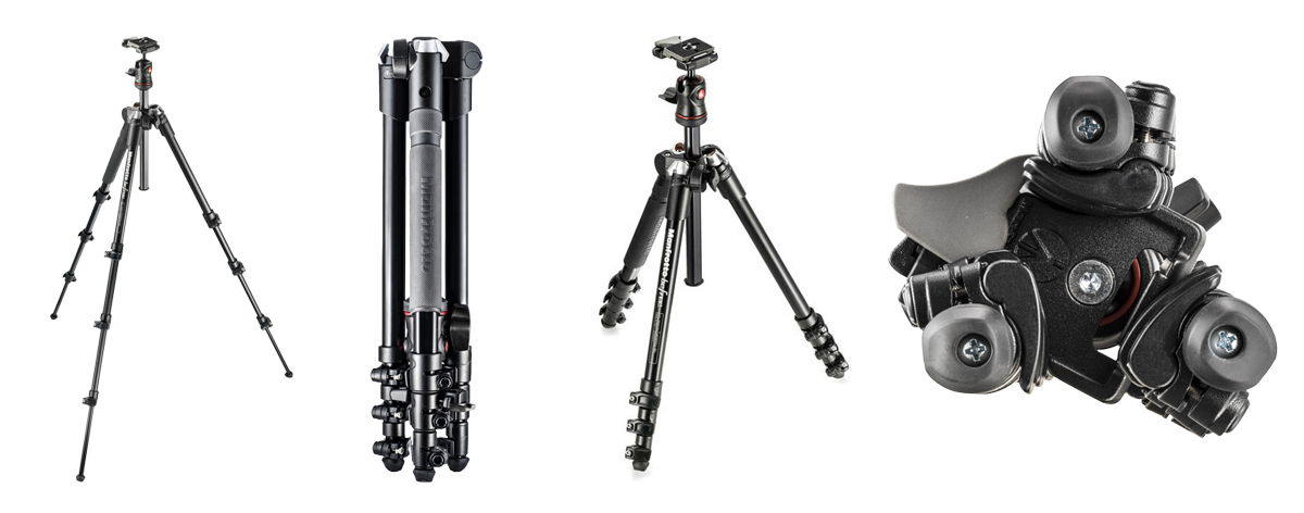 manfrotto be free lightweight tripod on orms connect photographic blog