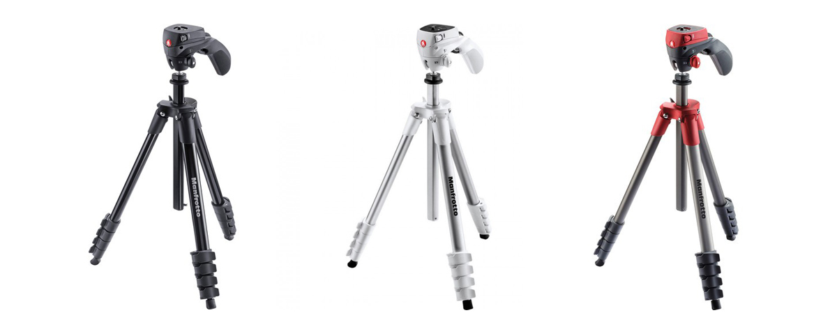 Manfrotto Compact Action Tripod on Orms Connect Photographic Blog, South Africa