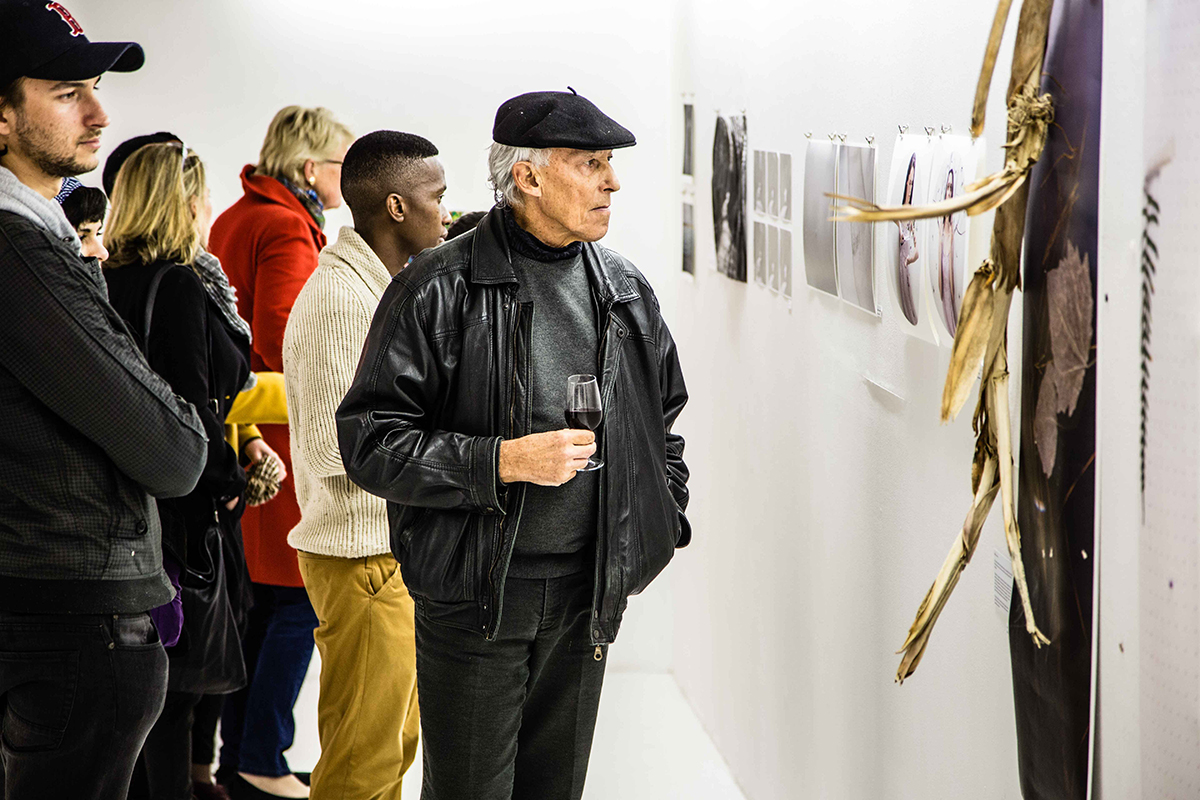 Cape Town School of Photography  student exhibition, June 2015