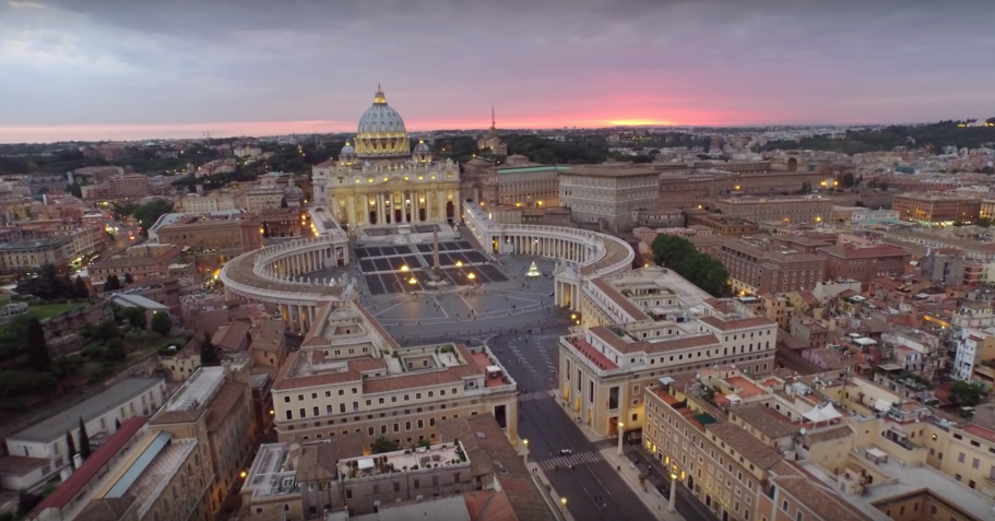 A drone in Italy by Elia Locardi on Orms Connect Photographic Blog