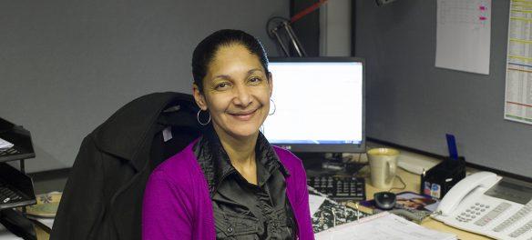 Orms Staff Interview Harriet Lewis Daniels, Cape Town Reception
