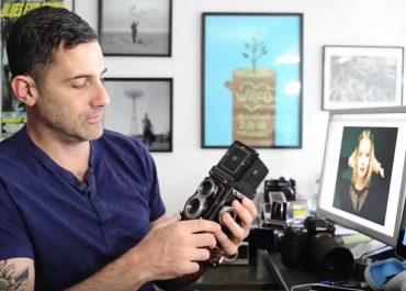 Introduction to Film Cameras by Adam Lerner on Orms Connect Photographic Blog, Cape Town.
