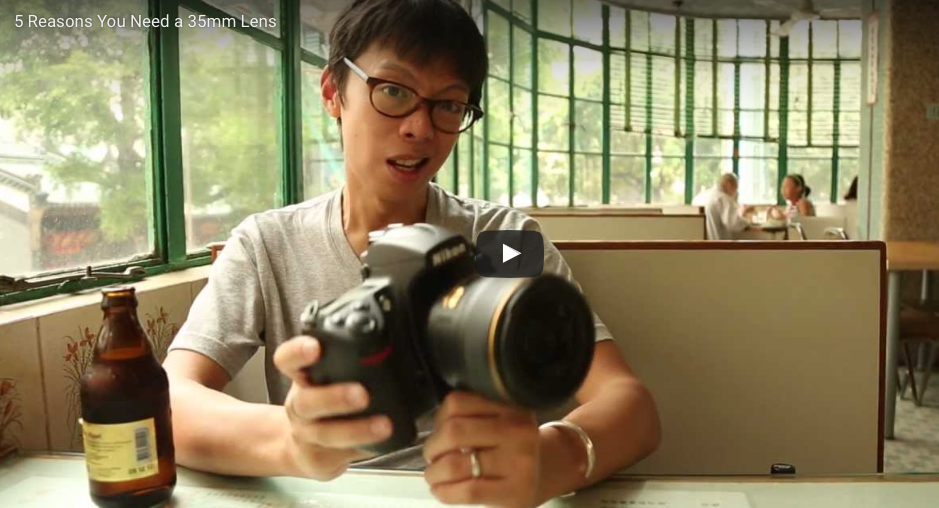 5 Reasons You Need a 35mm Lens
