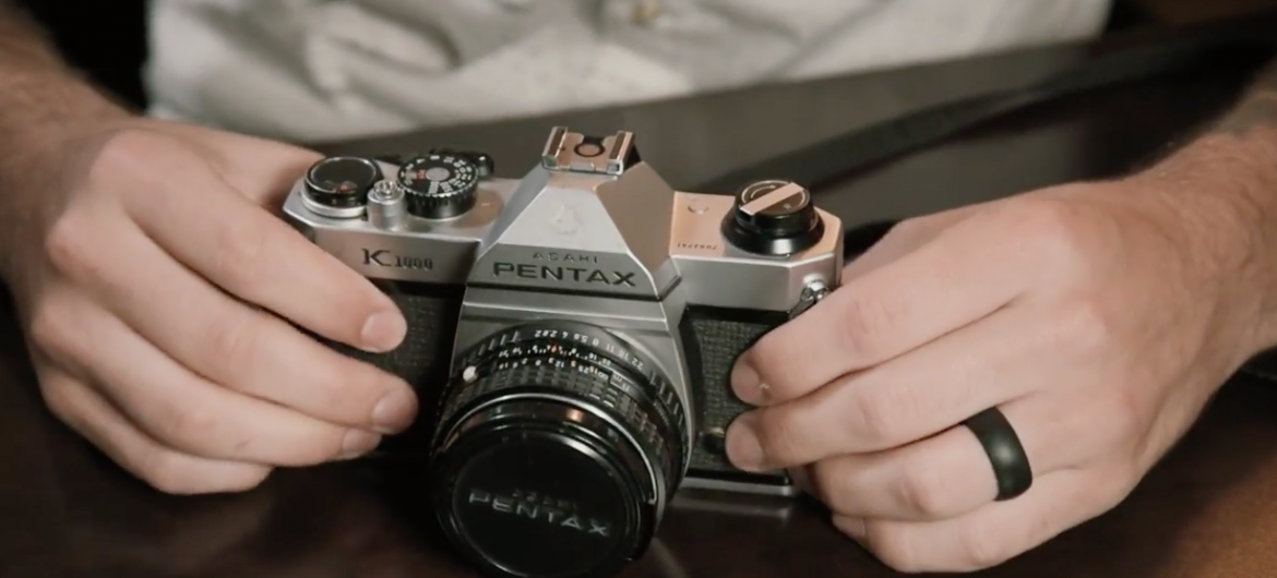 Best Intro to Shooting Film: Pentax K1000