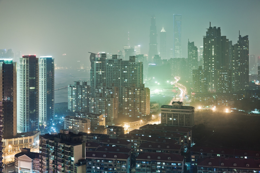 Nightscapes by Jakob Wagner