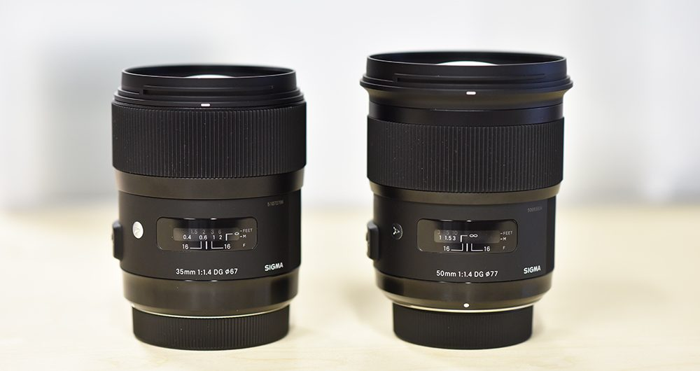 Sigma 50mm art lens review on Orms Connect Photographic Blog