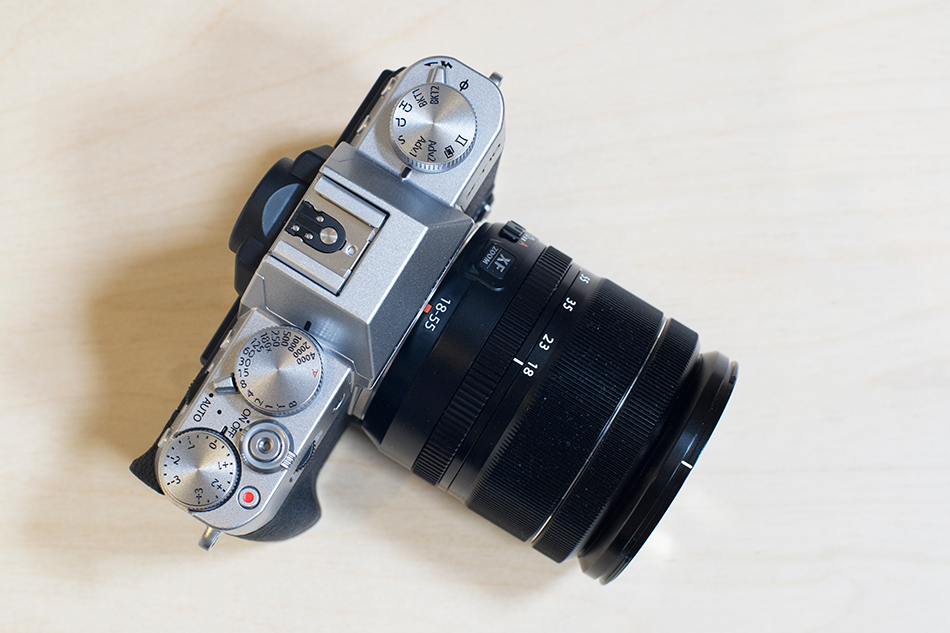 Fujifilm X-T10 Mirrorless Camera Review on Orms Connect Photographic Blog