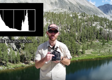 The photography histogram explained by Joshua Cripps on Orms Connect Photographic Blog